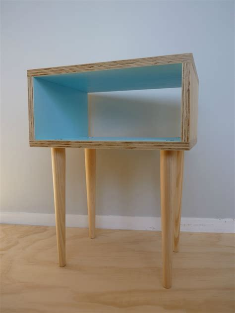 plywood bedside table srd plywood bedside tables felt