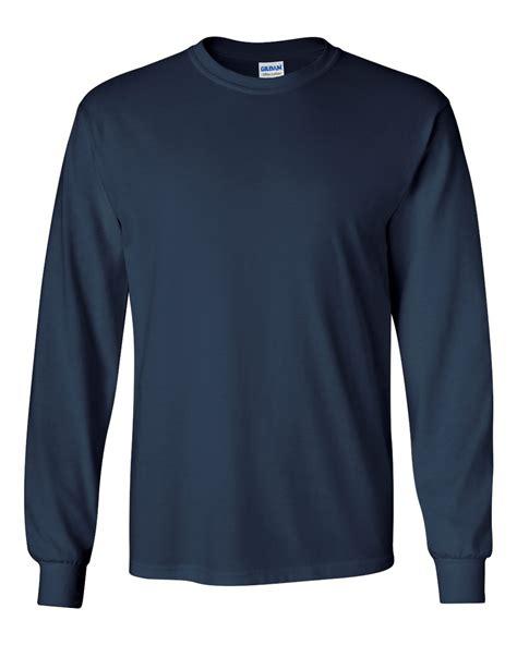 navy sleeve t shirt is shirt