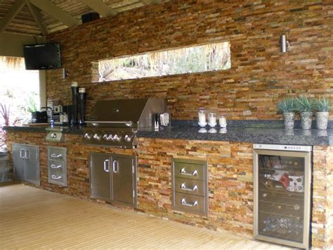 Brick Outdoor Kitchen Pics - outdoor kitchens inspiration the kitchen designer