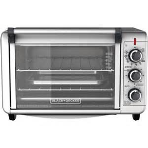 Walmart Toaster Oven Black And Decker Black Decker 6 Slice Convection Countertop Toaster Oven