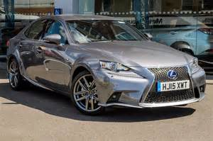 Lexus Is 300 F Sport Used Lexus Is 300h F Sport For Sale What Car Ref Dorset