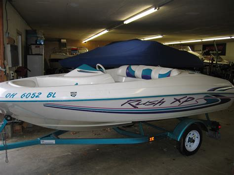 1995 regal rush xp 14 jet boat used average avidboater - Regal Rush Xp Jet Boat