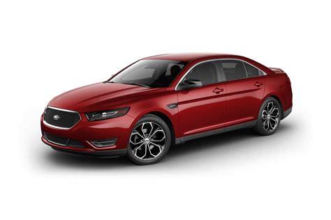 ford taurus sho 2018 ford taurus sho sedan model highlights ford ca