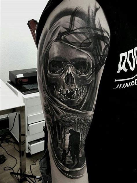 awesome skull tattoos 100 awesome skull designs designs