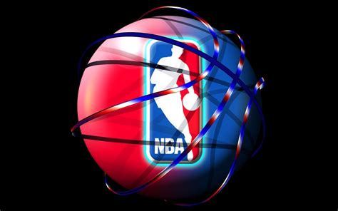Mba Co by Nba Logo On Black Background 4236669 1280x800 All
