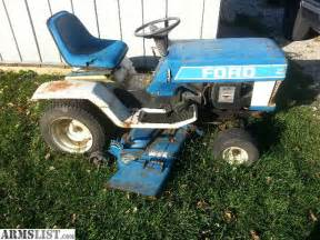 armslist for sale trade ford lawn mower