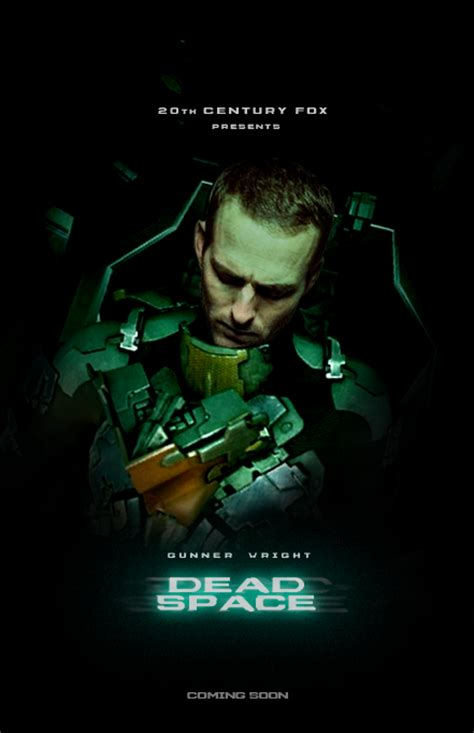 sam worthington space movie dead space movie poster revisited by niteowl94 on deviantart