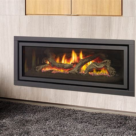 regency greenfire gf1500l gas fireplace turfrey