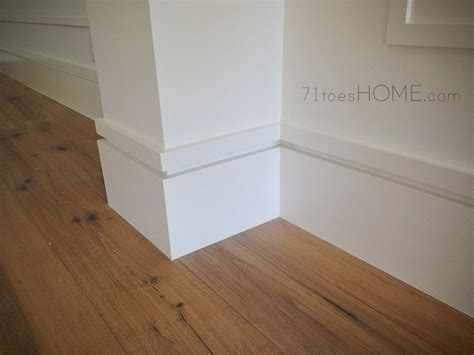 contemporary baseboard modern baseboards 71toes h o m e for my quot house