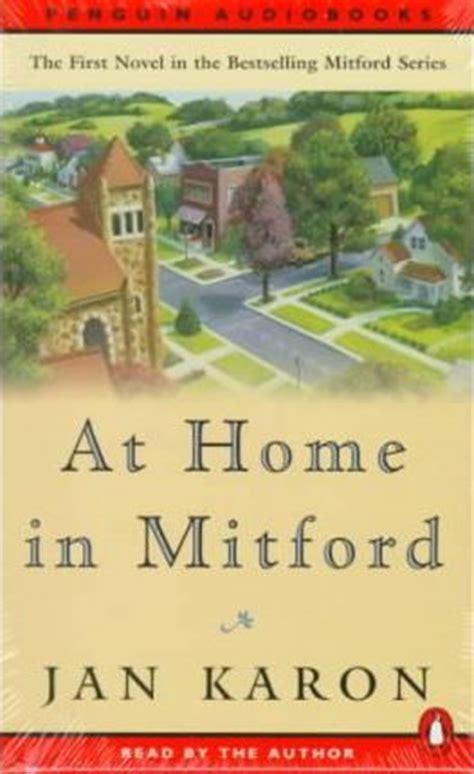 at home in mitford jan karon jan karon 9780140865011