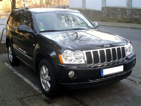 2008 Jeep Grand Specs 2008 Jeep Grand Wk Pictures Information And
