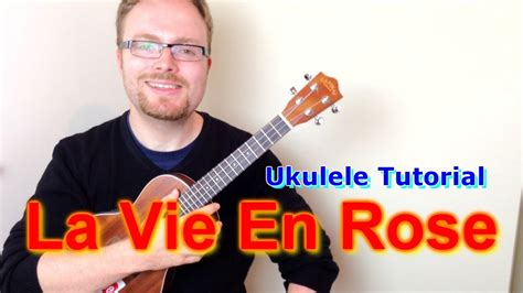 youtube tutorial ukulele la vie en rose how i met your mother ukulele tutorial