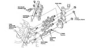 fuel injector marks honda tech