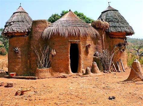 casas de africa tiny in benin africa opera africa and architecture