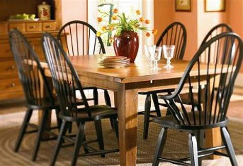 kemper sales broyhill attic heirlooms dining table 6 chairs