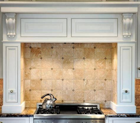 jerusalem gold limestone tile backsplash details tile