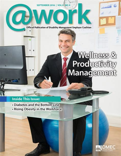 Mba Education And Careers Magazine Pdf by September 2016 Electronic Pdf Disability Management