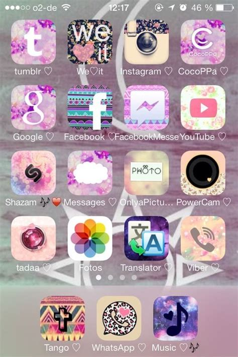 girly themes for whatsapp plus 10 best images about tumblr wallpapers on pinterest