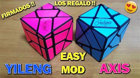 tutorial rubik axis tutorial rubik axis como hacer mods 3x3 yileng y axis