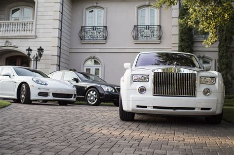 Rolls Royce Rental Dallas by Rent Rolls Royce Phantom