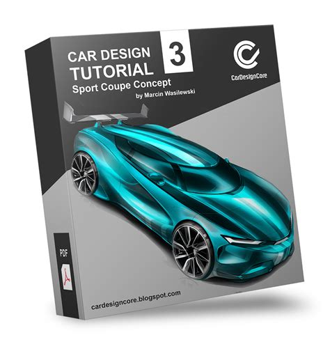 tutorial design car car design core here and now