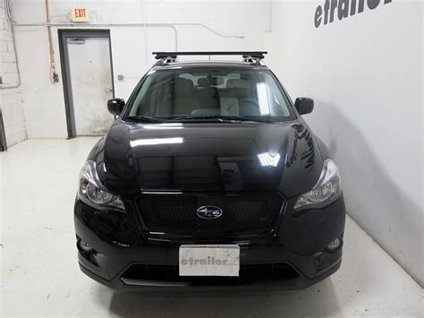 2013 Impreza Roof Rack by Thule Roof Rack For 2013 Subaru Impreza Etrailer