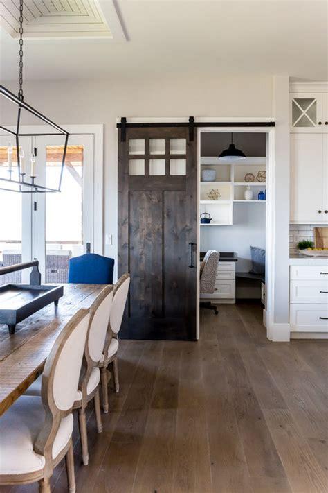 modern farmhouse sliding barn door ideas pickled barrel