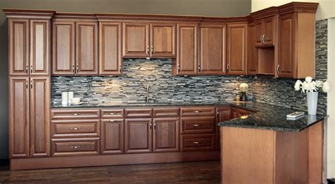 raised panel kitchen cabinets raised panel cherry kitchen cabinets