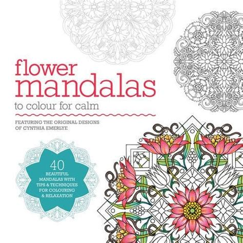 mandala coloring book waterstones cynthia emerlye archives coloring