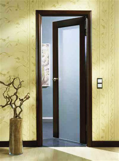 Wood Interior Doors With Glass Interior Glass Doors 11 Bright And Modern Interior Design Ideas