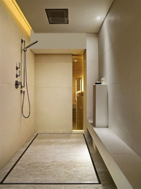 Platonic Shower by At Stay The House Style Canvas