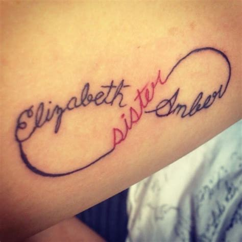 tattoo inspiration infinity infinity tattoo with name creativefan