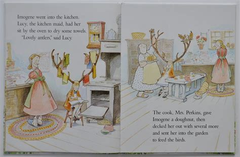 antlers books david small quot imogene s antlers quot 1children s books