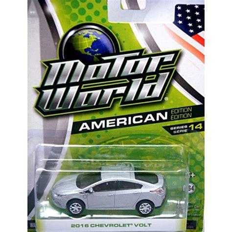 Greenlight Motor World Csite greenlight motor world 2016 chevy volt global