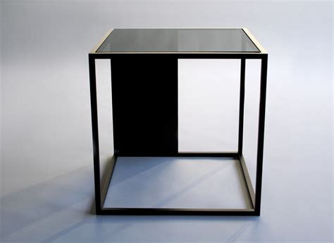 side table designs phase design reza feiz designer half half side table