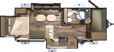 Travel Trailer Floor Plans by 2016 Light Travel Trailers By Highland Ridge Rv