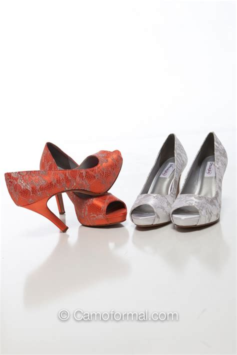 Wedding Shoes That Can Be Dyed by Winter Dyeable Shoe Camouflage Prom Wedding Homecoming Formals
