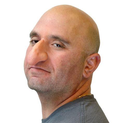 bald and big eared big ears and bald woochie big nose latex applicance