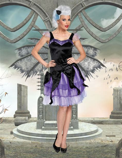 Dress Kid Ursula Polka disney villains costumes adults disney character costumes