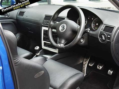 R32 Mk4 Interior by Tell Me I M Wrong Vw Golf R32 Mk4 Pistonheads