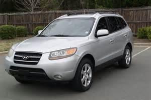 Value Of 2007 Hyundai Santa Fe 2007 Hyundai Santa Fe Pictures Cargurus