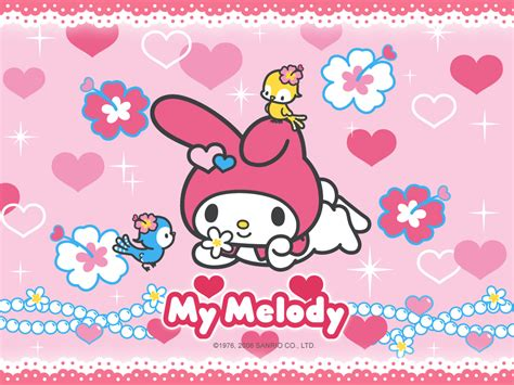 wallpaper iphone 6 my melody my melody wallpaper for iphone wallpapersafari
