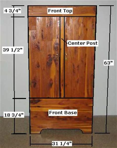 free armoire plans free armoire wardrobe closet plans how to build a