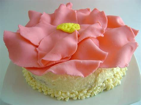 torte fiore la cucina piccolina un fiore per il mio compleanno