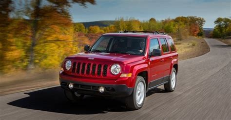 Jeep 2014 Recall 2014 Jeep Compass Patriot Recalled Engine Issue