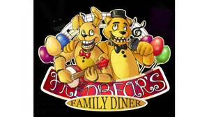 Fredbear s family diner roblox