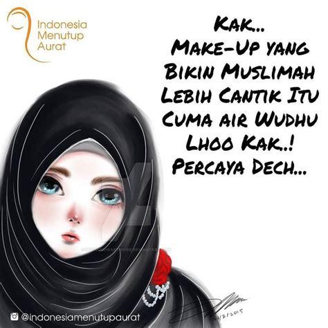 Ac Yang Pakai Air kak make up yang bikin muslimah lebih cantik itu cuma