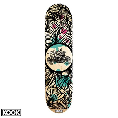 25 of the best skateboard deck designs design
