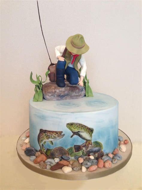 fishing boat birthday cake the 25 best fisherman cake ideas on pinterest fishing
