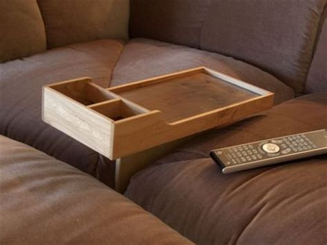 couch trays snack tray with special design by ivan lumberjocks com